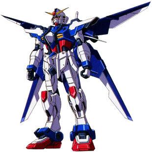 Speculum Raigo Gundam (Front)