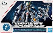 HGUC Gundam TR-6 -Woundwort- -Clear Color-
