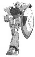 Turn A Gundam Manga Tokita2