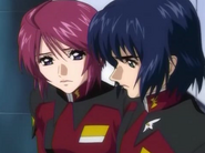 Athrun and Luna