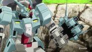 GN-1001N Seravee Gundam Scheherazade (Episode 23) 09