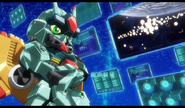 Game Master in second opening