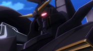 Gundam Throne Eins Head Close-Up 02 (00 S1,Ep16)