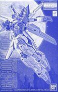 MG Gundam X Unit 3