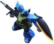Ms14a GatoGelgoog GundamDioramaFront