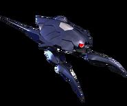 SD Gundam G Generation Cross Rays Pluma