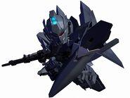 Delta Plus SD Gundam G Generation World