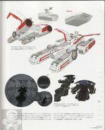 Gundam Evolve Material 87