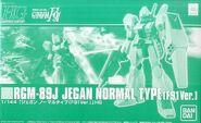 HGUC Jegan Normal Type