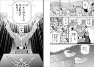 Mobile Suit Gundam Char's Counterattack - Beltorchika's Children (Manga) scan 6