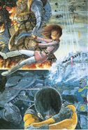 Miharu Ratokie and Kai Shiden Kondo Illustration