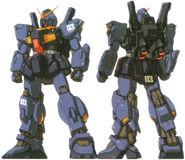 RX-178 Gundam Mk-II - Fix Figuration