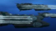 Vosgulov Firing Torpedos 01 (Seed Destiny Ep42)