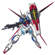 ZGMF-X56Sα Force Impulse Gundam (Action)