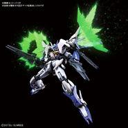 Gundam 00 Sky Moebius (Gunpla) (Action Pose 1)