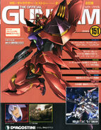 Gundam Age weekly Gundam