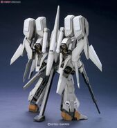 RGZ-95C ReZEL type-C (Gunpla) (Rear) (MG)