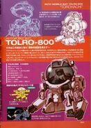 TOLRO-800 - Torohachi - SpecTechDetailDesign
