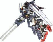 FA-178 - Full Armor Gudanm Mark-II - MS Girl