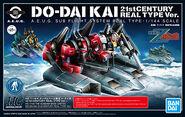 HGUC Dodai Kai (21st Century Real Type Ver.)