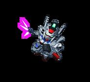 Super Gundam Royale V hexa Gundam2