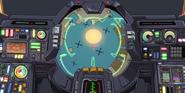 GSD Freedom cockpit