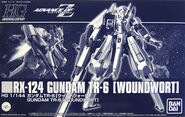 HGUC Gundam TR-6 (Woundwort)