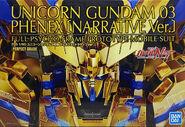 PG Unicorn Gundam 03 Phenex (Narrative Ver.)