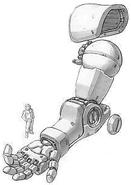 Rick Dom - Arm Unit