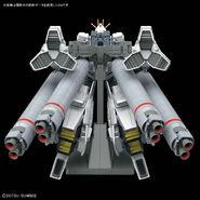 RX-9-A Narrative Gundam A-Packs (Gunpla) (Rear)