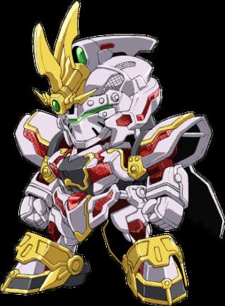 Kakure Form (Improved)) (Front)