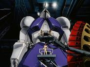 Mobile Suit Gundam Journey to Jaburo PS2 Cutscene 071 Gyan