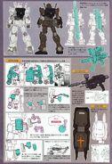 Mobile Suit Gundam The Origin Mechanical Archive Vol. 24 D