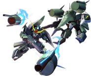 SD Gundam G Generation Cross Rays Chaos Gundam
