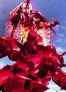 GN-0000DVR Gundam 00 Diver (Ep 02) 12