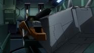 Kyrios exiting container