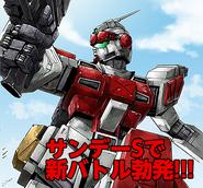 Mobile Suit Gundam Aggressor