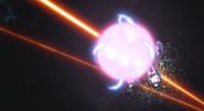 Seravee Gundam GNHW Hyper Burst Charging 02 (00 S2,Ep22)