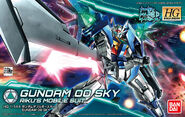 HG Gundam 00 Sky