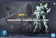 MGEX Unicorn Gundam Ver.TWC