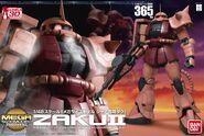 MSM Char's Zaku II