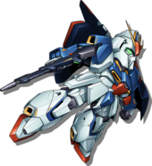 Super Robot Wars V Z Gundam