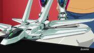 GAT-X105B-GC Build Strike Galaxy Cosmos (Battlogue 05) 02