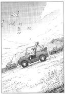 Gundam Chars Counterattack - High Streamer RAW Novel V03-021
