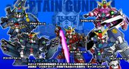 SDGF Captain Gundam Showdown