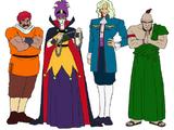 Shuffle Alliance