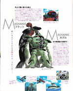 Turn A Gundam The Memory of the First Wind Vol.2 031
