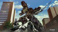 ASW-G-08 Gundam Barbatos (6th Form) (Episode 25) - Long Sword (1)