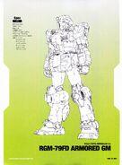 Armoredgm-specs