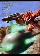 Gundam 00V Senki Gundam Astraea Type-F200